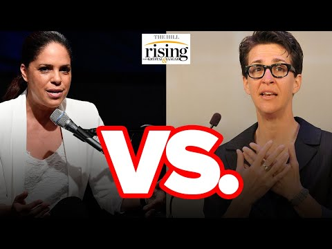 Panel: Soledad O'Brien SHOCKS By Telling Truth About Maddow Conspiracy Theories