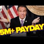 Panel: Cuomo Pockets Over $5 MILLION From Failed Book Deal